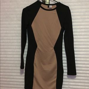 Black and Tan dress !
